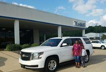 April 2016 Customers! / Teague Chevrolet wants to congratulate all of our April 2016 customers on their car purchases. We truly thank you for you business!
