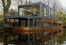 Houseboat/ Tiny house