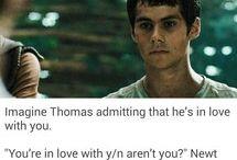 TMR Thomas imagines