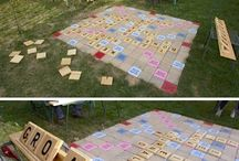 Outdoor Board Games