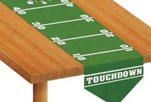 Are you ready for some FOOTBALL?  Super Bowl Party Decor