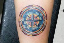 Compass / Tattoo
