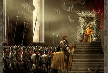 A Song of Ice and Fire and Game of Thrones / One of my favorite book series…after the Lord of the Rings of course :-)