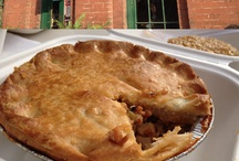 """The Pie Hole (as in """"Shut Your"""") / A foodie collection of delicious pies both sweet and savoury!"""