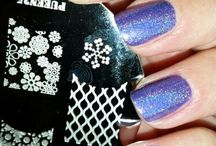 nails nails nails / by Jannel SamAdamslover