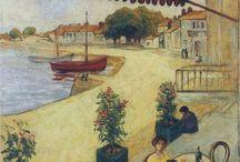Henri Lebasque / French (1865-1937)