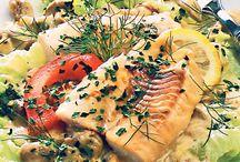Recepty z mäsa a rýb