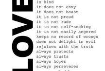 Proverbs love