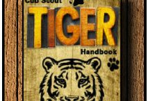 Cub Scouts - Tiger Leader / by Kelly França