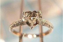 || heart shape diamond rings ||