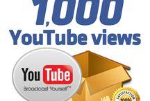 Buy YouTube Views / www.fastfacelikes.com  Buy YouTube Views 1.000 YouTube Views - $3 5.000 YouTube Views - $14 10.000 YouTube Views - $27 25.000 YouTube Views - $65 50.000 YouTube Views - $125 100.000 YouTube Views - $245