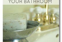 Bathroom makeover / by Molly Baird