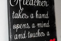 Teacher´s quotes
