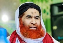 Maulana Ilyas Qadri / Exclusive images of Mualana  Ilyas Qadri  in Dawatesilami Events