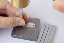 Metal stamping / by Full of Great Ideas