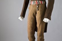 Męskie 1830-1850