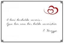 Aşk'ın Sözleri / #love #quote #liebe #zitate #aşk #özlüsözler