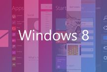 Windows 8 / by Christine Thurston