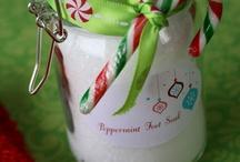 DIY Christmas gifts / by Julie Starkey Dennis