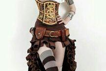 Modelli cosplay