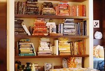 Books and Bookcases / by Rebecca Loewke Interiors