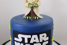Star Wars Cakes / Star Wars cakes