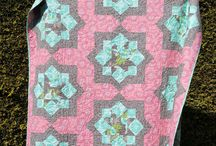 Quilt~A~Longs... / Pictures of all of the 'Quilt~A~Longs' I have taken part in or the 'Block~Of~The~Months' I have joined