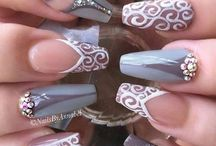 full nail art