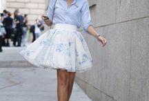 New York fashion.