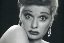 Lucy ! Fashion Icon / Shows how Lucille Ball beauty shines through the years: From Ziegfeld Girl to Fashion Icon.