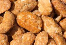 Brända mandlar – recept