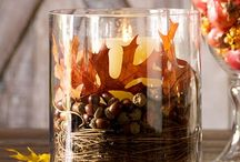 fall decor & inspiration / by Lauren McKinsey