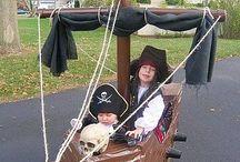 joey's pirate ship / by Susana Galaviz