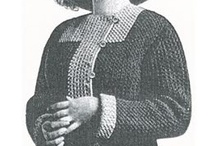 Crochet Outerwear / by Noël Crave