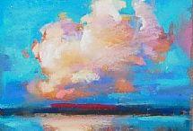 Art - Cloud Studies