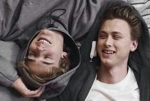 isak and even❤