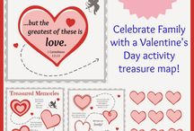 Valentine's Day Activities / by Stacy Hinton