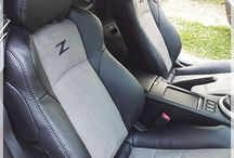 Nissan Interiors / Nissan Leather Packages - Fully Customizable Colors and Logos  - canadaseatskins.com #leather