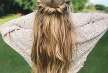 Hair Styles -KONFI-