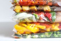 7 healthy chicken crockpot freezer meals / Freezer/Crockpot