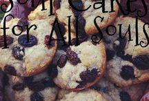 Dia de Los Muertos/All Souls' Day Food