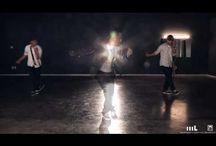 Choreography  / by Ivana Urošević (Vanai)