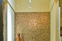 Transitional Bathrooms