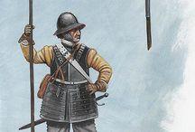 XVII.century warfare