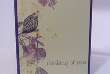 Stampin' Up! - Thinking of You