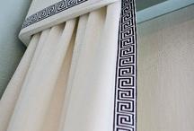 Window Treatments / Curtains, Roman Shades, Balloon Shades, etc.