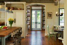 Kitchen ideas  / by Heather Mergen
