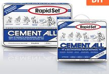 DIY Cement Fun