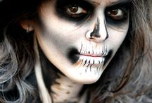 COSTUME MAKEUP / by Ashley Guidry