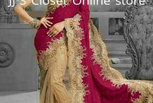 JJ's CLOSET Online Store Designer Garments
